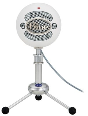 Blue Snowball - Best Microphone for Gaming Under $50