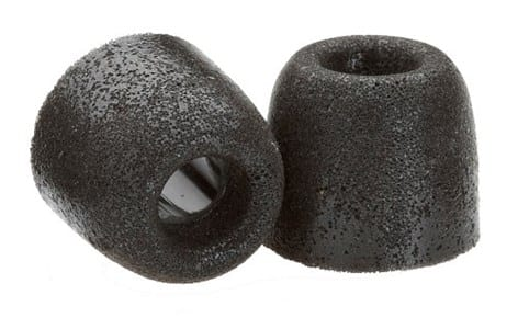 Comply Foam Eartips with In Ear Types of Headphone