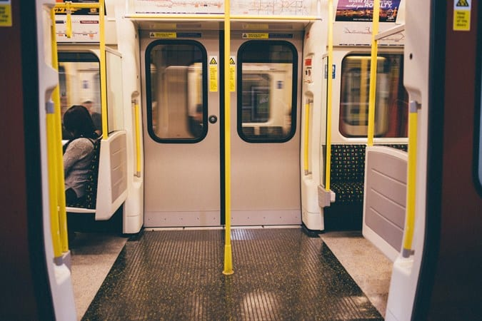 Wireless Headphones are great when it comes to subways