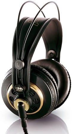 AKG K 240 - best over the ear headphones under 100