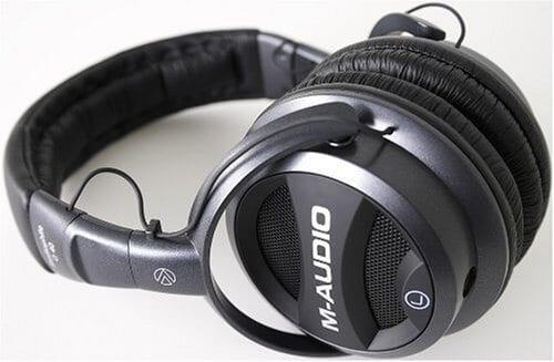M-Audio Studiophile Q40 - best studio headphones under 100