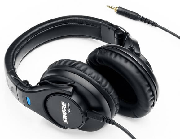 Shure SRH440 - Best Over Ear Headphones over 100