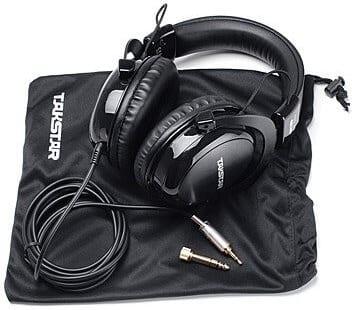 Takstar Pro 80 accessories - studio headphones under 100