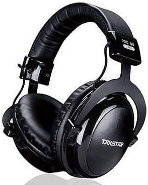 Takstar Pro 80 - studio headphones under 100