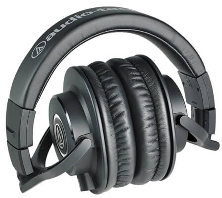 Audio-Technica ATH-M40x - Best Headphones for Watching Movies