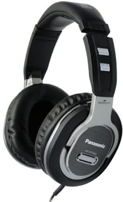 Panasonic RP-HTF600-S - surround sound headphones for movies