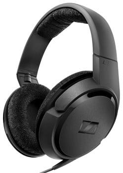 Sennheiser HD419 - best headphones for watching movies on laptop