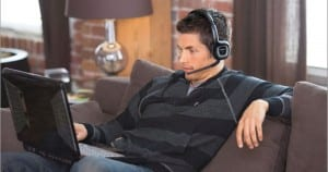 bluetooth headphones with boom mic - FB featured image