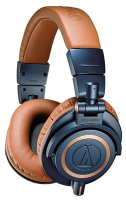 Audio Technica ATH-M50X -  Best Headphones for Music Production