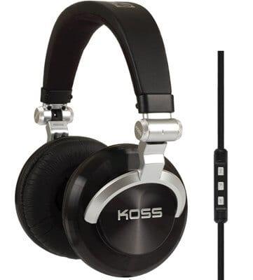 Koss Pro DJ 200 - Best Headphones for Making Music