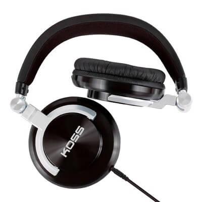 Koss Pro DJ 200 - Best Headphones for Music Production
