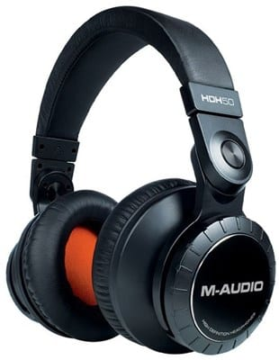 M-Audio HDH50 - Best Headphones for Music Production
