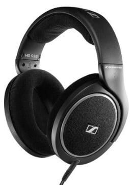 Sennheiser HD 558 - Best Headphones for Music Production