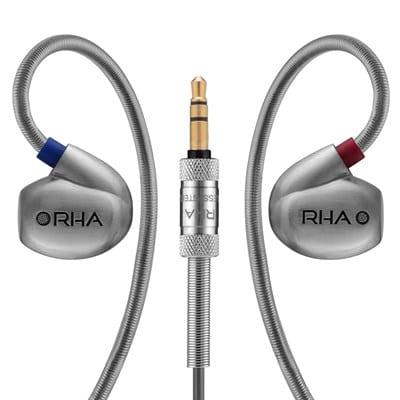RHA T10i - Best In Ear Monitors for Drummers
