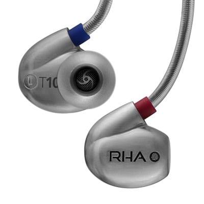 RHA T10i - In Ear Monitors for Drummers