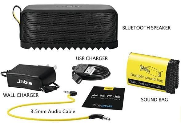 Jabra Solemate accessories - Best Portable Bluetooth Speaker under $100