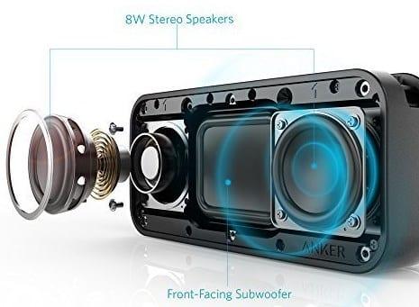 Anker Soundcore Sport XL - anker premium stereo bluetooth 4.0 speaker