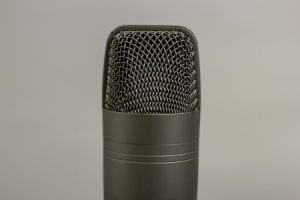 featured image - polar patterns condenser mic