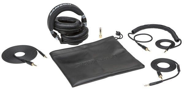 Samson Z55 - Best Reference Headphones for EDM