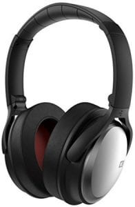 CB3 Hush - Active Noise Cancelling headphones under $100 with Bluetooth