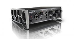 TASCAM US-2x2 - best audio interface under $200 - fb featured image 3