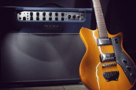 best guitar amp under $200 - featured image