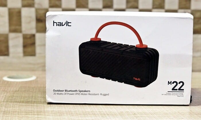 Havit M22 - Bluetooth Speaker Box