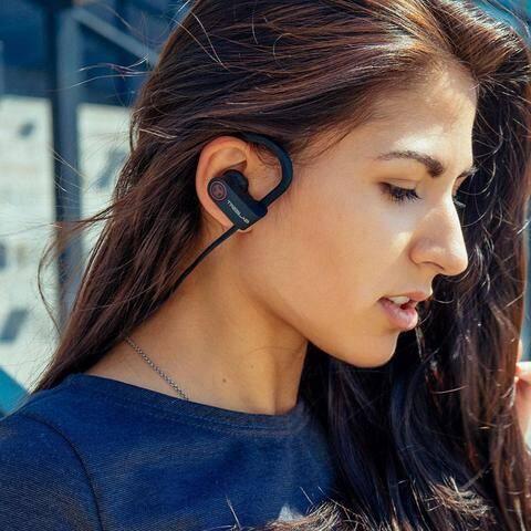 Treblab XR100 - Best Bass Heavy Wireless Earbuds