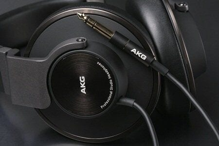 AKG K553 Audio Jack - featured image