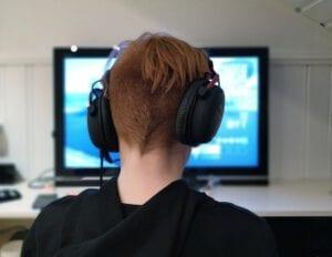 open back headphones for gaming