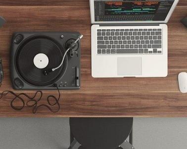 audiophile turntable