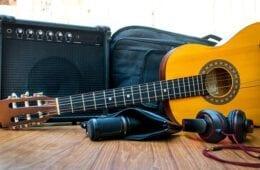 mini portable guitar amp