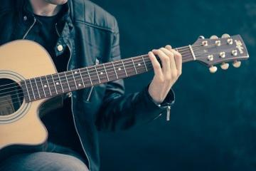best electric acoustic travel guitar